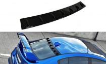 Maxton Design Doplněk zadního okna Subaru WRX STI - texturovaný plast