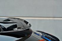 Maxton Design Nástavec střešního spoileru Toyota C-HR - texturovaný plast
