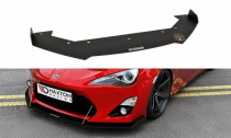 Maxton Design Spoiler předního nárazníku Racing Toyota GT86 V.2