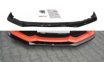 Maxton Design Spoiler předního nárazníku Toyota GT86 Facelift V.1 - texturovaný plast