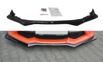 Maxton Design Spoiler předního nárazníku Toyota GT86 Facelift V.2 - texturovaný plast