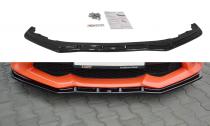 Maxton Design Spoiler předního nárazníku Toyota GT86 Facelift V.3 - texturovaný plast