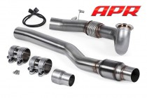 APR Cast Downpipe system 1,8 & 2,0 TSI MQB VW Golf 7 R AUDI S3 TTS