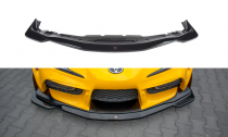 Maxton Design Spoiler předního nárazníku Toyota Supra Mk5 V.1 - texturovaný plast