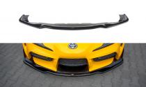 Maxton Design Spoiler předního nárazníku Toyota Supra Mk5 V.2 - texturovaný plast