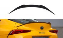 Maxton Design Lišta víka kufru Toyota Supra Mk5 - texturovaný plast