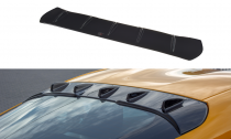 Maxton Design Doplněk zadního okna Toyota Supra Mk5 - texturovaný plast