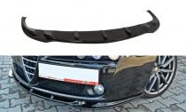 Maxton Design Spoiler předního nárazníku Alfa Romeo 159 V.1 - texturovaný plast