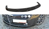 Maxton Design Spoiler předního nárazníku Alfa Romeo 159 V.2 - texturovaný plast