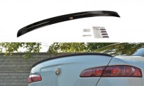 Maxton Design Lišta víka kufru Alfa Romeo 159 - texturovaný plast