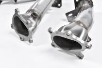 Náhrada primary katalyzátorů Nissan GT-R R35 Milltek Sport