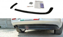 Maxton Design Spoiler zadního nárazníku Alfa Romeo 159 V.2 - texturovaný plast
