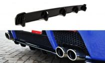 Maxton Design Spoiler zadního nárazníku s příčkami Alfa Romeo 147 GTA - texturovaný plast
