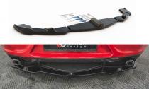 Maxton Design Spoiler zadního nárazníku Alfa Romeo 4C - texturovaný plast