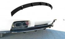 Maxton Design Spoiler zadního nárazníku s příčkami Alfa Romeo Brera - texturovaný plast