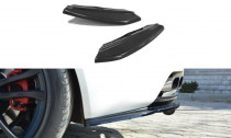 Maxton Design Boční lišty zadního nárazníku Alfa Romeo Brera - texturovaný plast