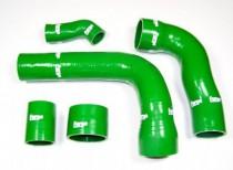 Silikonové tlakové hadice Ford Focus RS 2.5T FMKTFRS2 Forge Motorsport - Zelené
