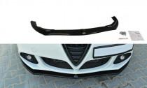 Maxton Design Spoiler předního nárazníku Alfa Romeo Giulietta - texturovaný plast