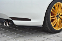 Maxton Design Boční lišty zadního nárazníku Alfa Romeo GT - texturovaný plast