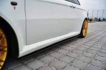 Maxton Design Prahové lišty Alfa Romeo GT - texturovaný plast