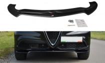 Maxton Design Spoiler předního nárazníku Alfa Romeo Stelvio - texturovaný plast