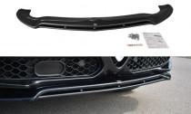 Maxton Design Spoiler předního nárazníku Alfa Romeo Stelvio V.2 - texturovaný plast