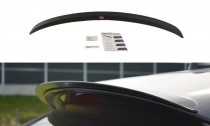 Maxton Design Nástavec střešního spoileru Alfa Romeo Stelvio - texturovaný plast