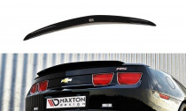 Maxton Design Lišta víka kufru Chevrolet Camaro SS Mk5 EU verze - černý lesklý lak