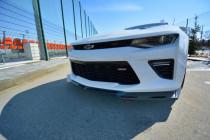 Maxton Design Spoiler předního nárazníku Chevrolet Camaro SS Mk6 - texturovaný plast
