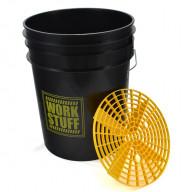 Work Stuff Rinse Bucket + Grit Guard detailingový kbelík s vložkou