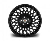 Stuttgart Wheels STX 18x8,5 ET45 5x112 alu kola - černé