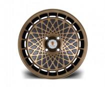 Stuttgart Wheels ST7 15x8 ET25 4x100 alu kola - bronzové