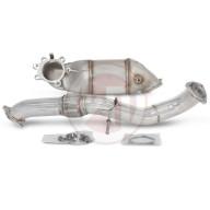 1. díl výfuku (Downpipe kit) pro Honda Civic FK7 1.5 VTec Turbo - Wagner Tuning