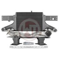 Mezichladič stlačeného vzduchu s prvním dílem výfuku (bez katalyzátoru) AUDI RS3 8V 2,5 TFSI - Wagner Tuning