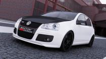 Maxton Design Spoiler předního nárazníku Edice 30 VW Golf V