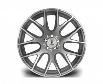 Stuttgart Wheels ST3 18x8,5 ET35 5x100 alu kola - stříbrné