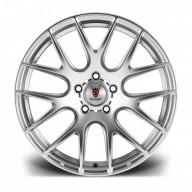 Stuttgart Wheels ST3 18x8,5 ET35 5x120 alu kola - stříbrné