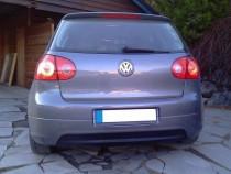 Maxton Design Spoiler zadního nárazníku VW Golf V Edice 30 (bez výřezu)