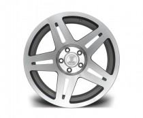 Stuttgart Wheels ST11 18x9,5 ET35 5x100 alu kola - stříbrné
