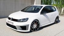 Maxton Design Přední nárazník VW Golf VI vzhled R400