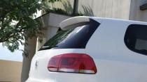 Maxton Design Rozšíření střešního spoileru VW Golf VI vzhled R400