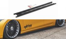 Maxton Design Prahové lišty VW Golf VIII - texturovaný plast