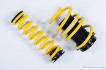 ST suspensions by KW výškově nastavitelné sportovní pružiny Cupra Ateca 2,0 TSI 4Drive
