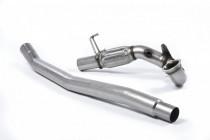 1. odlitý díl výfuku SEAT Leon ST Cupra 300 2.0 TSI OPF/GPF Downpipe Milltek Sport - bez katalyzátoru