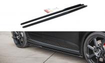 Maxton Design Prahové lišty Audi RS3 8V Sportback Facelift V.2 - texturovaný plast