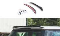 Maxton Design Nástavec střešního spoileru Mini Cooper (R50) - texturovaný plast