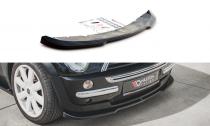 Maxton Design Spoiler předního nárazníku Mini Cooper (R50) - texturovaný plast