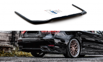 Maxton Design Spoiler zadního nárazníku Lexus LS Mk4 Facelift - texturovaný plast