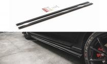 Maxton Design Prahové lišty VW Golf Mk7 GTI TCR - texturovaný plast