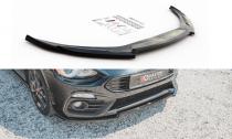 Maxton Design Spoiler předního nárazníku Fiat 124 Spider Abarth - texturovaný plast